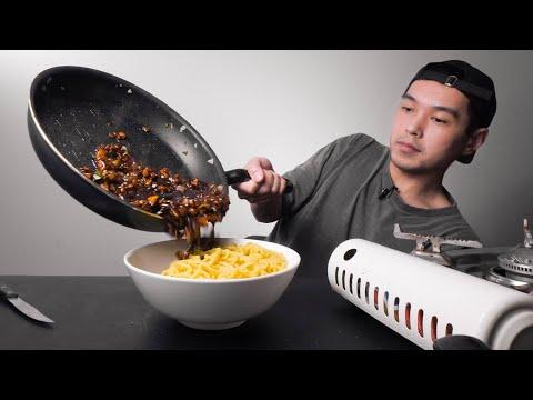 Would You Eat IT: Black Bean Noodles