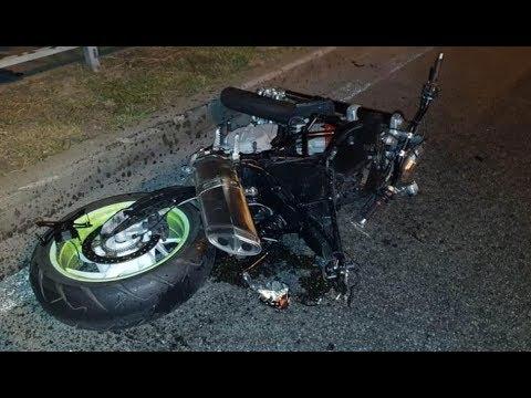 ДТП с летальным исходом: в Сочи погиб мотоциклист