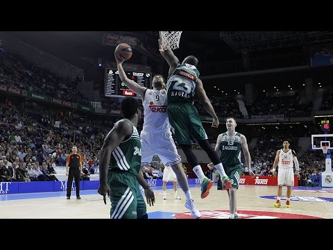 Highlights: Top 16, Round 14 vs. Zalgiris Kaunas