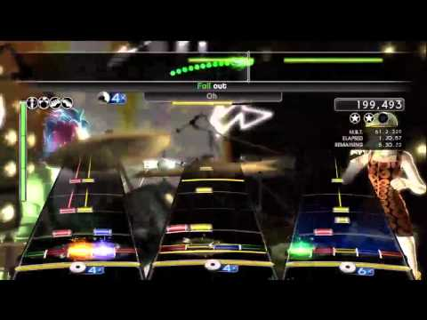 "RBN: High Voltage ""Supernova"" Advance Preview, Full Band Gameplay"