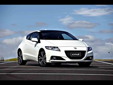 2016 Honda CR-Z Review