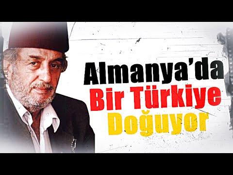 (K392) Almanya'da Bir Türkiye Doğuyor, Üstad Kadir Mısıroğlu