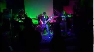 Video Of The Woods - Face The Bullet live @ Ceské Budějovice