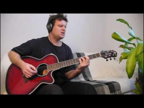 Glen R Levett: 'Reclamation' (in the live lounge) Jan 2010