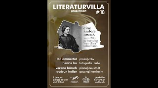 Brot&Kunst (at) Literaturvilla 2020