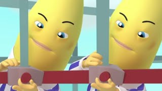 Working Bananas Compilation - Full Episodes - Bananas In Pyjamas Official