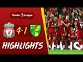 Liverpool vs Norwich City   Reds net four to kick-off the Premier League season