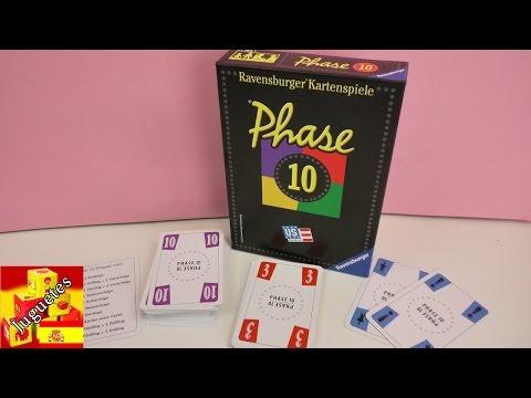 Phase 10 Ravensburger | Juego de cartas