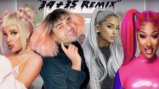 Ariana Grande - 34+35 Remix Doja Cat and Megan Thee Stallion ft. Gurmy Aujla