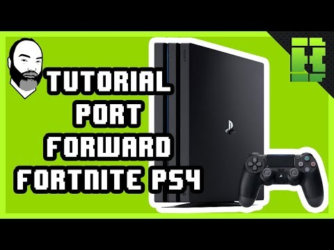 Black Ops 4 Port Forwarding PS4 | Tutorial To Help Reduce Latency