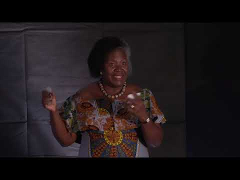 OLENSO Poems and Memories of an African Village Girl   | Hannah Yaawusuah Adjepong | TEDxTelford
