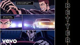 "ZAYN - ""Better"" (Comic 2)"
