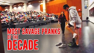 The Most Savage Pranks of the Decade!