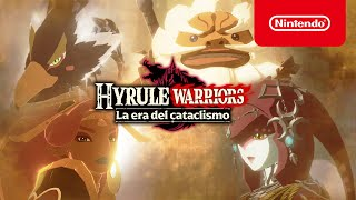 Nintendo ¡Héroes, uníos! - Hyrule Warriors: La era del cataclismo (Nintendo Switch) anuncio
