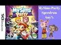 Mysims Party Ds Speedrun