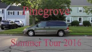 """Then Again"" Summer 2016 Tour Video by Pinegrove"