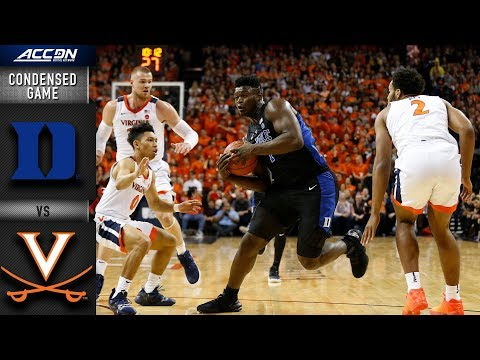 Download Duke vs. Virginia Condensed Game | 2018-19 ACC Basketball HD Mp4 3GP Video and MP3