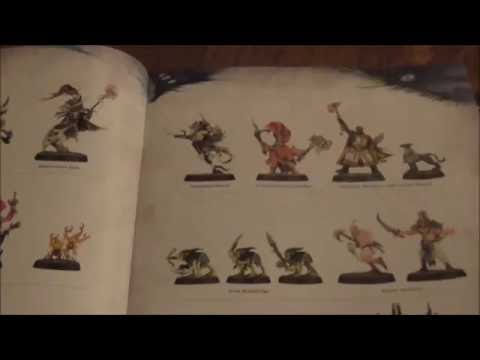 An unboxing of warhammer quest silver tower