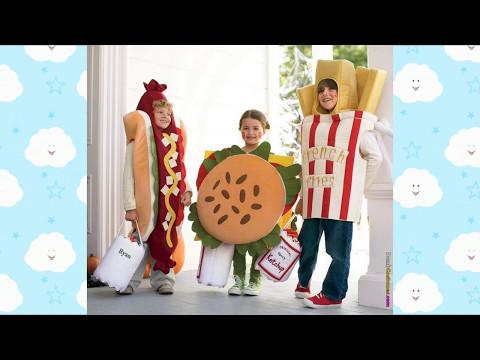 disfraces de comida para niños