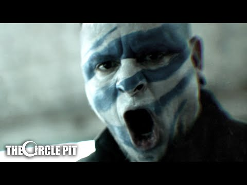 SCATTERED STORM - KINGSLAYER (Official Music Video) Industrial Groove Metal | The Circle Pit