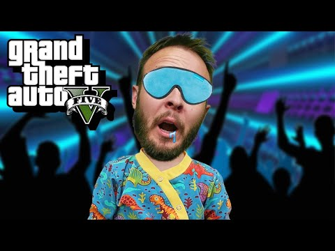 Rolling on ZzzQuil - GTA 5 Funny Moments
