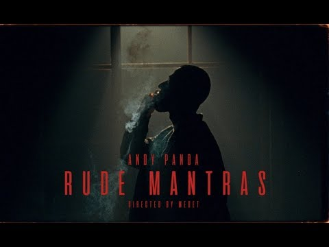 Andy Panda - Rude Mantras / Грубые Мантры (Official Video)