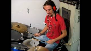Drum Cover: One Foot on the Gas, One Foot in the Grave by Streetlight Manifesto