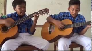 Jangan Pergi-Wahyu Leksi-Belajar Gitar SMPN 3 Bayat Klaten