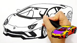 How To Draw Sport Cars Step By Step Free Online Videos Best Movies
