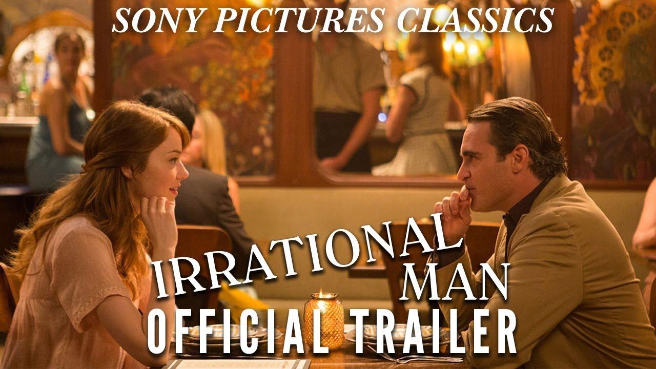 Trailer för Irrational Man