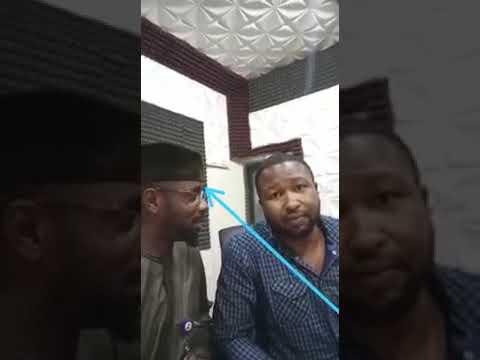 Buzu Danfiiillo Shugaban Algaita dubstudio yake muryoyi 3 a Lokaci daya