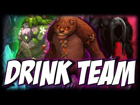 ¡EL EQUIPO DE LAS PETS! | DRINK TEAM | LA PARTIDA MÁS ÉPICA | Garmy, eldelabarrapan y LAZAPLAYS