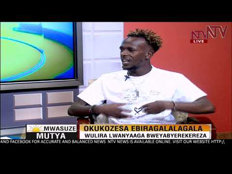 NTV Mwasuze Mutya: Farid Rwanyaaga share his story on how he overcame drug addiction