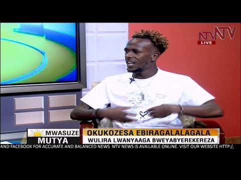 NTV Mwasuze Mutya: Farid Rwanyaaga share his story on how he overcame drug addiction