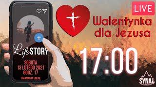 Walentynka dla Jezusa po raz 9-ty! [na żywo]