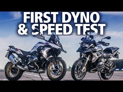 BMW R1250GS vs R1200GS    How much better is the new bike?