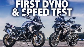 BMW R1250GS vs R1200GS Review | How much better is the new bike?
