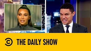 Kim Kardashian Attorney At Law | The Daily Show with Trevor Noah