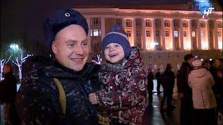 Из командировки на Северный Кавказ вернулся сводный отряд новгородской полиции