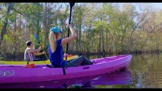 Paddling and Cycling on Florida's Adventure Coast