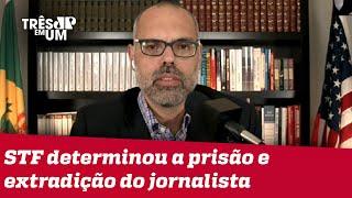 Allan dos Santos classifica decisão de Moraes como censura