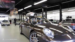 What's a Porsche Auto Gallery Tech Clinic?