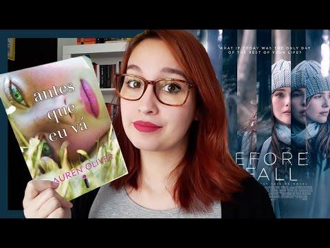 Antes Que Eu Vá (Livro + Filme) | Resenhando Sonhos