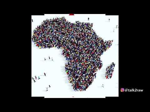 Mr Raw - Say No To Xenophobia