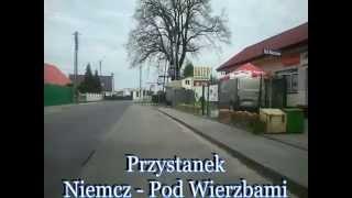 Linia 94 Bydgoszcz kierunek Żołędowo