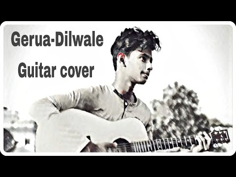 Gerua(dilwale) Lead Guitar Cover Mp3