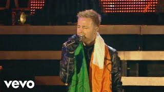Westlife - Swear It Again (Live At Croke Park Stadium)