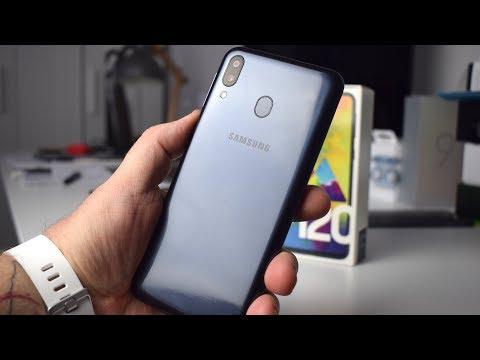 Recensione Samsung Galaxy M20