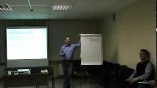 Тренинг тренеров - как проводить бизнес-тренинги