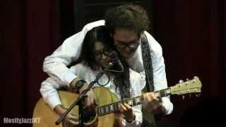 Endah N Rhesa - Baby It's You @ Mostly Jazz 23/08/13 [HD]